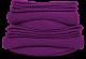 Skarpety Purpurowa Orchidea