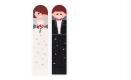Kolorowe skarpetki na wesele