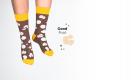 Kolorowe skarpetki Good Foot