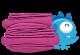 Skarpetki Różowa Pantera