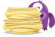 Skarpetki Bananowy Mus