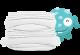 Skarpetki Białe Szaleństwo