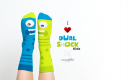Kolorowe skarpetki dla dzieci