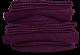 Skarpety Lśniąca Oberżyna
