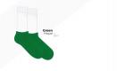 zielone stopki