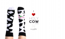 skarpetki krowa