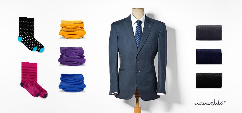 kolorowe skarpetki nanushki.com